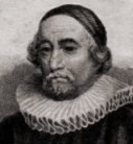 Judeo-Christian version of creationism was strongly reinforced by James Ussher