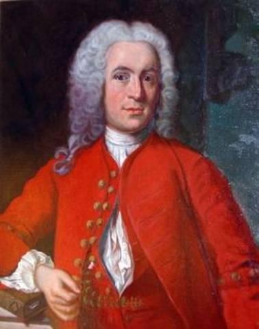 Carl Linnaeus was appointed as Professor of Medicine
