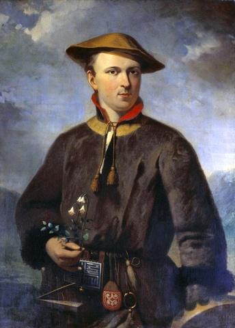 Carolus Linnaeus studies medicine
