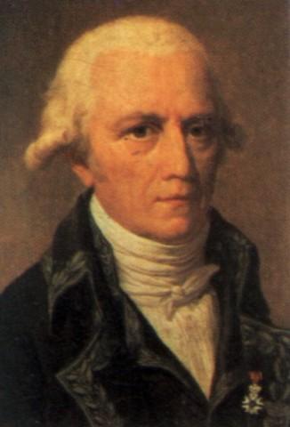 Jean-Baptiste Lamarck published