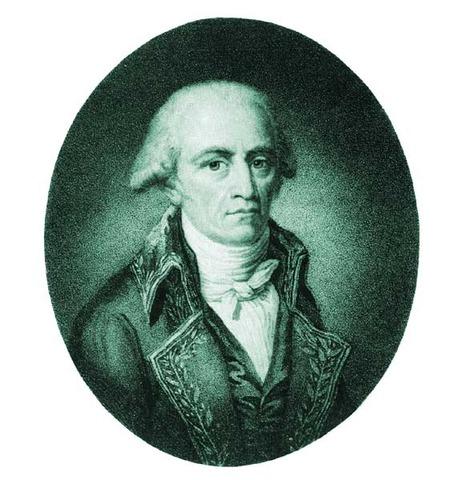 Jean-Baptiste Lamarck birth