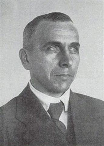 Alfred Wegener's Theory
