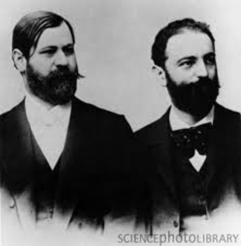 Freud meets Wilhelm Fliess