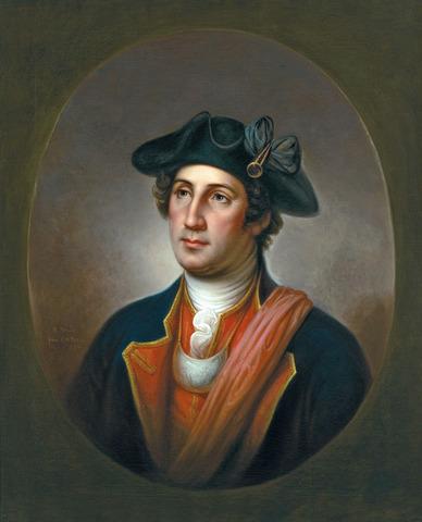 Goerge Washington George Washington – February 22, 1732
