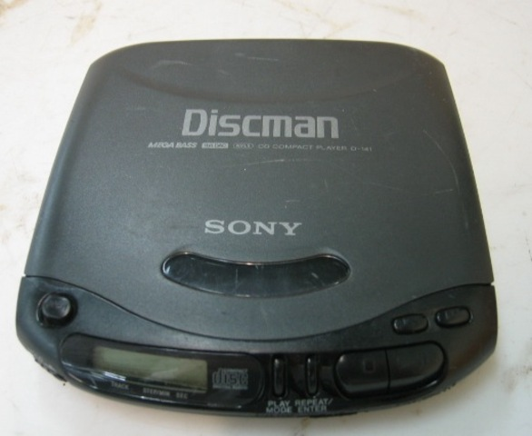 Invention of the Sony Diskman