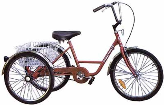 had a bike