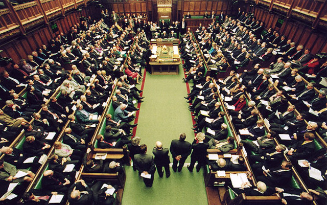 Parliment Begins