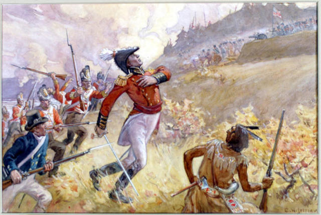 The war of 1812 is enisiated