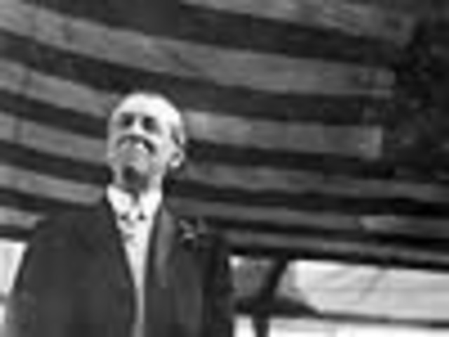President Woodrow Wilson declares his 14 points as the path to permanent world peace.