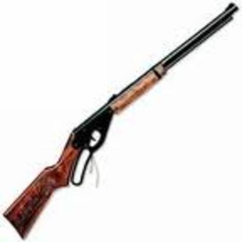 first bb gun