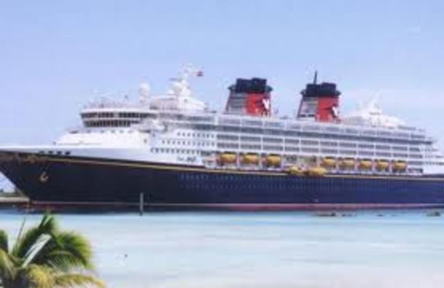 Went on a Med. Disney cruise