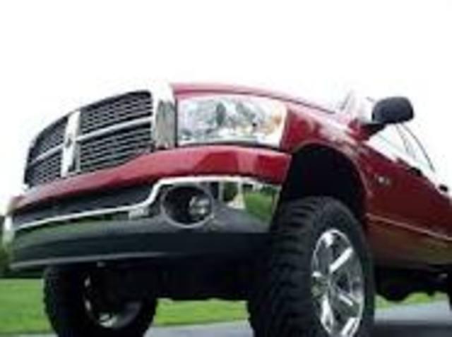 When I got my first truck