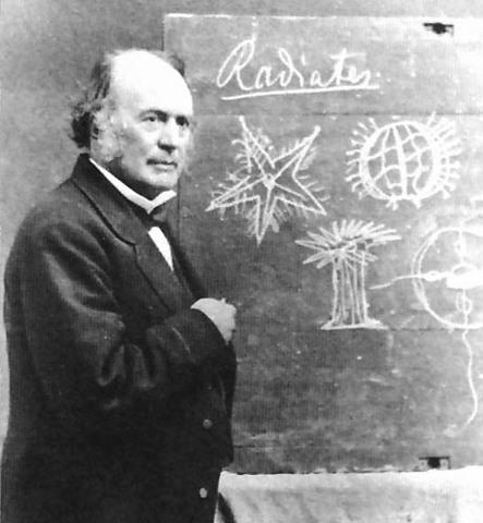 Jean Louis Agassiz