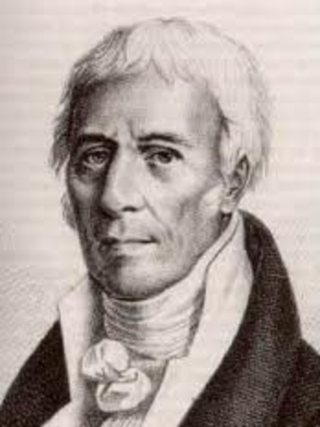 Lamarck suggests a cause of Evolution.