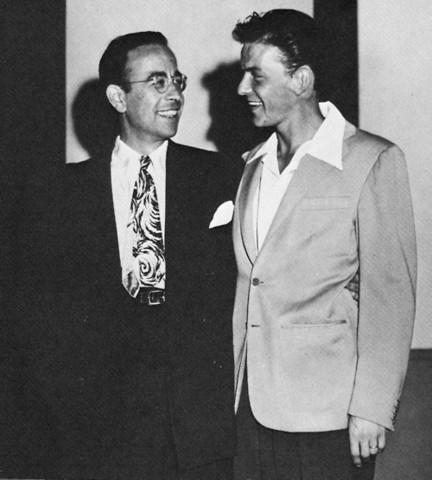 Frank Meets George Evans