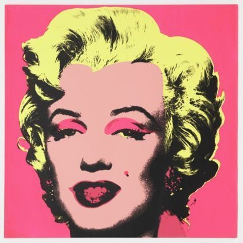 Untitled from Marylin Monroe, Andy Warhol, 1967