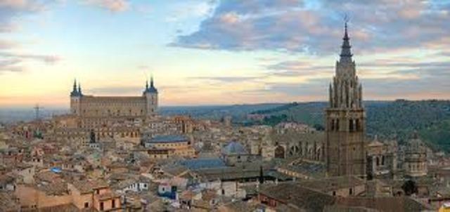 Toledo passa a mans cristianes