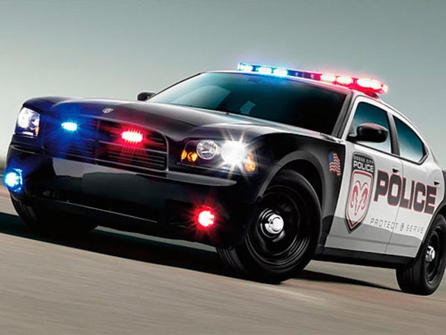 The Cop Car