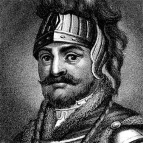 Alerick of the Visigoth's