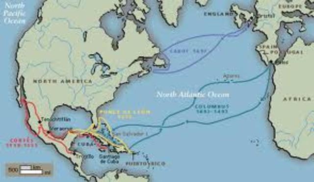 John Cabot's Second Voyage