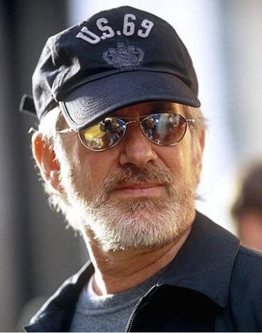 Chose Steven Spielberg as my hero