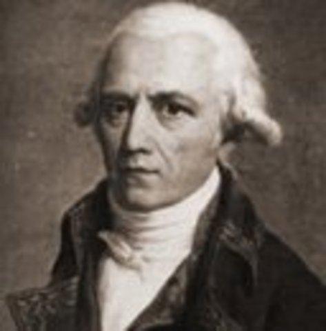 Jean-Baptiste Chevalier de Lamarck