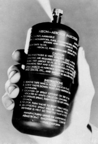 Aerosol Can (Spray Can)