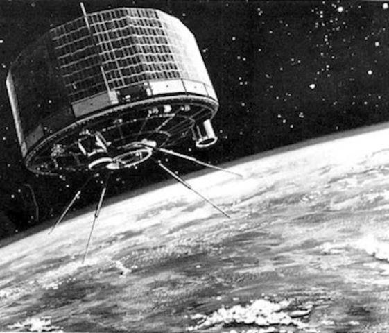 Tiros 1: First Weather Satellite