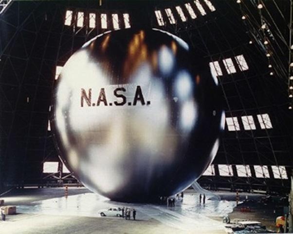 Echo 1: First Communication Satellite