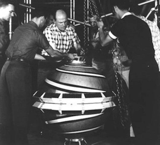 Transit System: First Satellite Navigation System