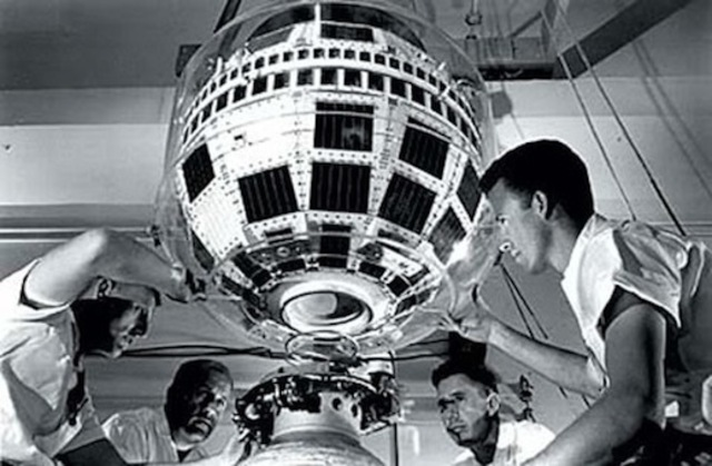 Telstar: First TV Broadcast Satellite
