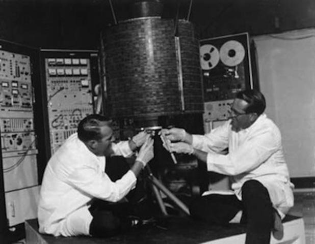 Intelsat 1: First Commercial Communication Satellite