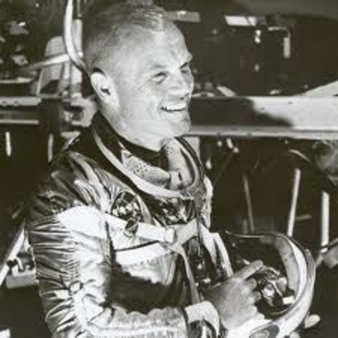 First American to Orbit the Earth