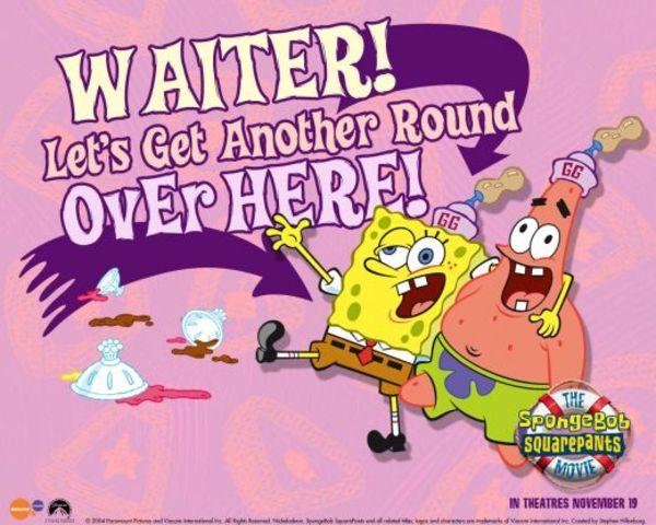A SpongeBob Movie