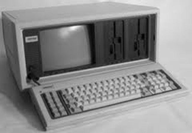 Luggable Computer