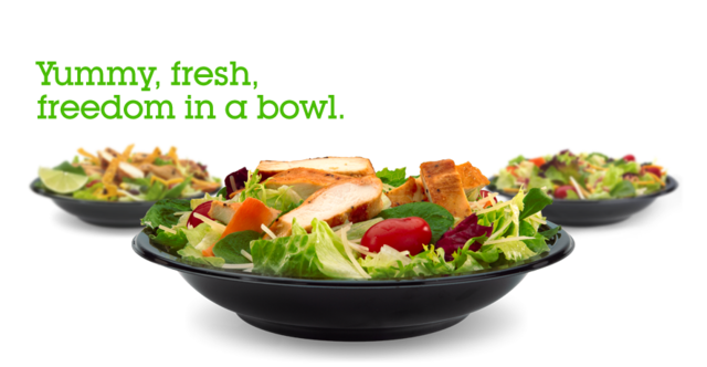 Salads added
