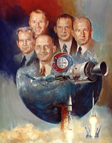 First International Space Rendezvous