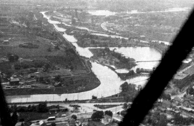 The First Welland Canal