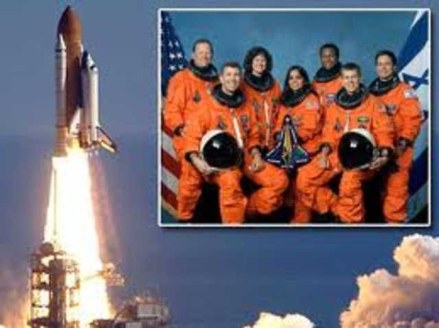 First Operational Space Shuttle Mission
