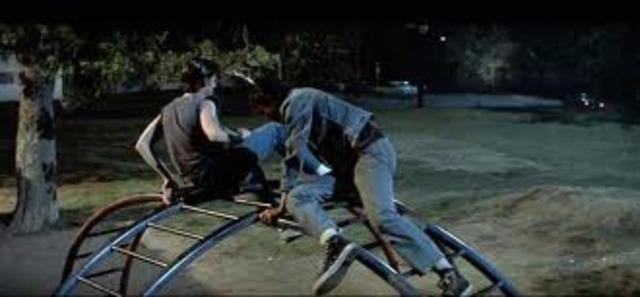 Ponyboy Runs Away