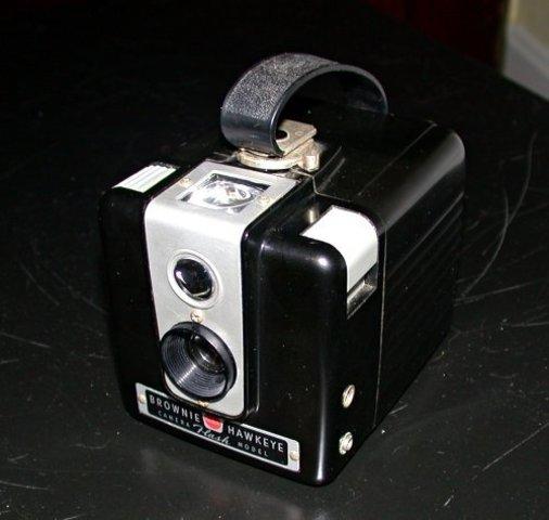 The first mass market camera