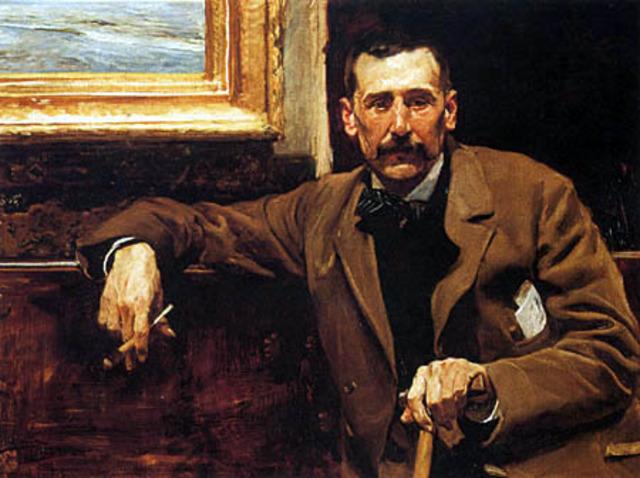 Nace Benito Pérez Galdós