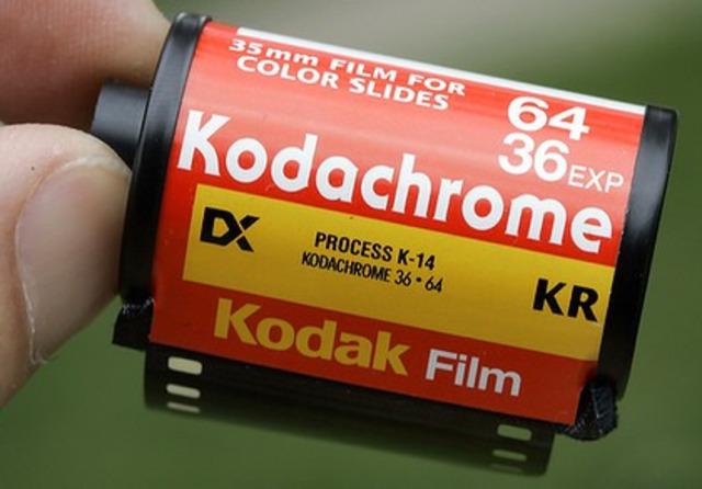 Kodrachcrome film