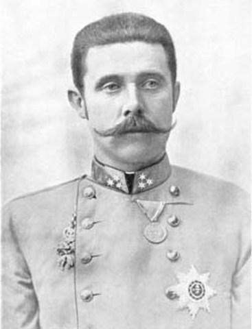 World War I -The Assassination of Franz Ferdinand: Part 1