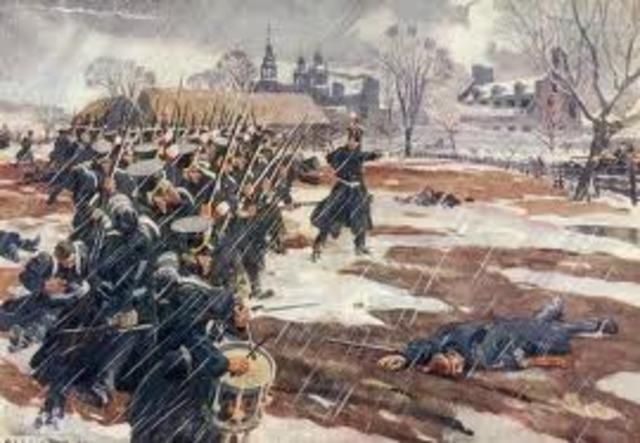 Battle of Saint-Denis
