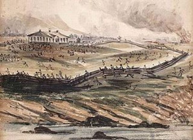Battle of Saint-Charles