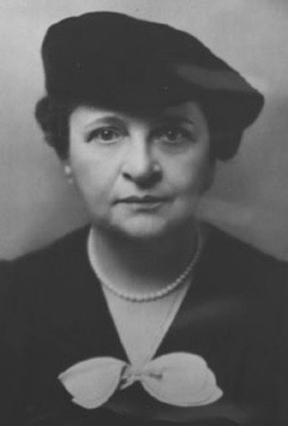 Frances Perkins Becomes First Female Cabinet Member