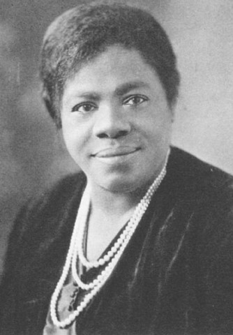 FDR Appoints Mary McLeod Bethune