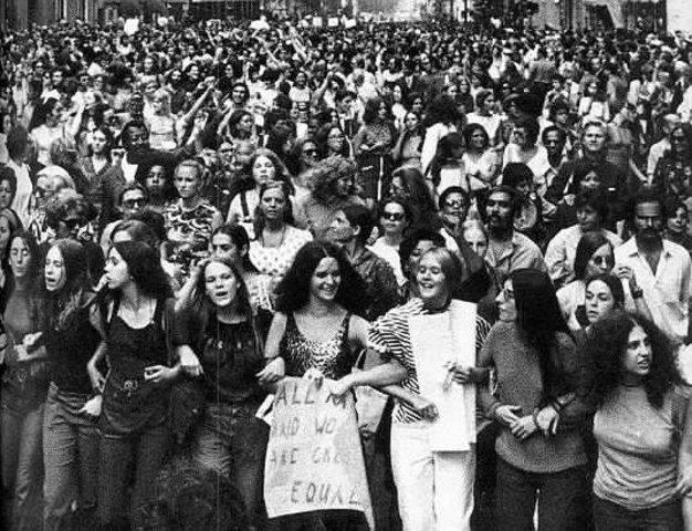 Women's Roles in Strikes