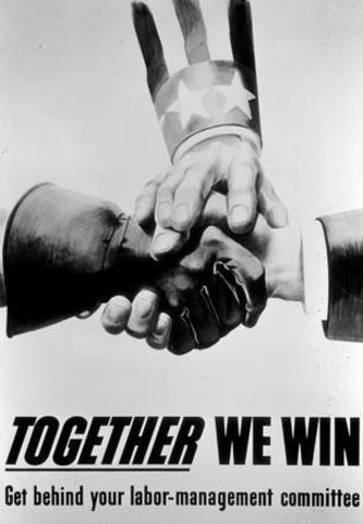 The War Labor Board (WLB) Is Created